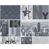 Papier peint duplex NEW YORK