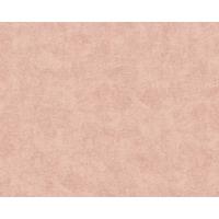 Papier peint intissé uni MEMORY beige rosé