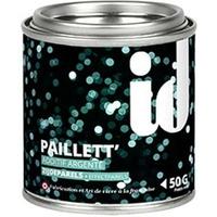 Additif peinture ID 'Paillett' argenté