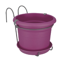 Cache pot all-in-one cerise