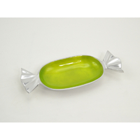 Coupe bonbon LIME verte 25cm