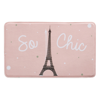 Tapis de bain SO CHIC BLUSH 50x80cm