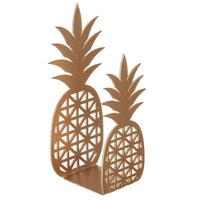 Porte serviettes ANANAS or