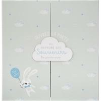 Coffret naissance porte nuage - Baby Boy