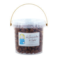 Seau cacahuètes grillées sucrées - 350g