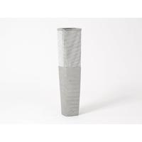 Vase droit JULIE 48cm