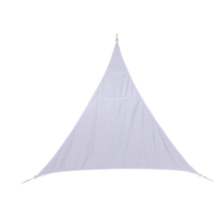 Voile d'ombrage CURACAO 3x3x3 Blanc