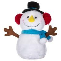 Bonhomme de neige animé - Chante et s'allume