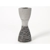 Vase torsadé BEATRICE 43 cm