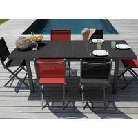 Table Ondine 220/293 cm