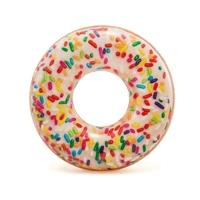 Bouée gonflable donut sucré