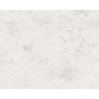Papier peint intissé loft béton gris clair