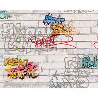 Papier peint ART GRAFFITTI