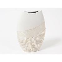 Vase ovale ASTRID 20cm