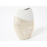 Vase ovale ASTRID 31cm