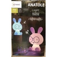 Lampe Bluetooth Anatole le lapin