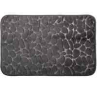 Tapis de salle de bains STONE 50X80