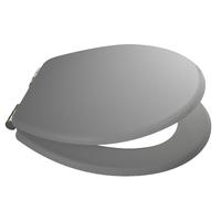 Abattant WC Tecniline Silver Argenté