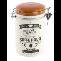 Pot hermétique coffee house camel