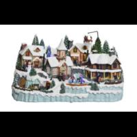 Village de Noël Foire Led