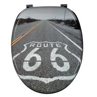 Abattant Route 66 Trendy Line