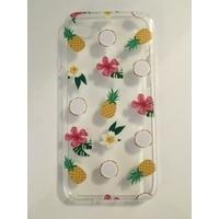 Coque en silicone imprimé Tutti Frutti - iPhone 6/6s