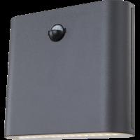 Applique extérieur AGAM détecteur de mouvements 1xLED