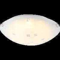 Plafonnier blanc METALL 1xLED
