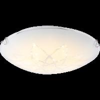 Plafonnier DL METALL blanc 1xLED