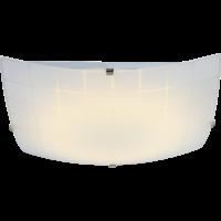 Plafonnier TURTLE blanc 1xLED