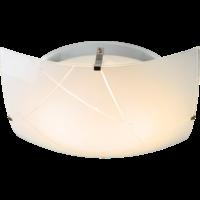 Plafonnier DL CHROME blanc 1xLED