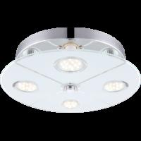 Plafonnier RENE 4xGU10 LED