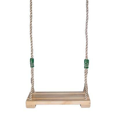 1baab8f5b0ce7 Siège en bois pour balançoire - Jeux de plein air Agrès pour balançoires -  AU CARROUSEL DORE