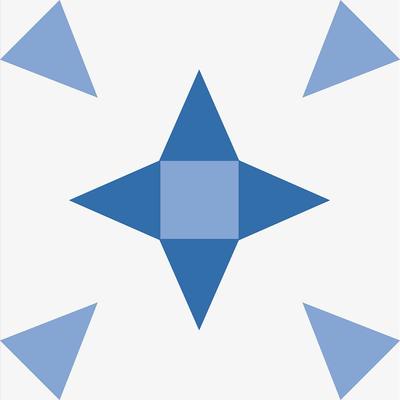 carrelage-adhesif-etoile-graphique-bleu