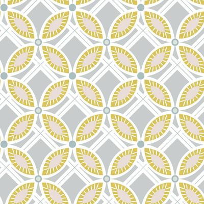 carrelage-adhesif-fleurs-ocres-et-grises