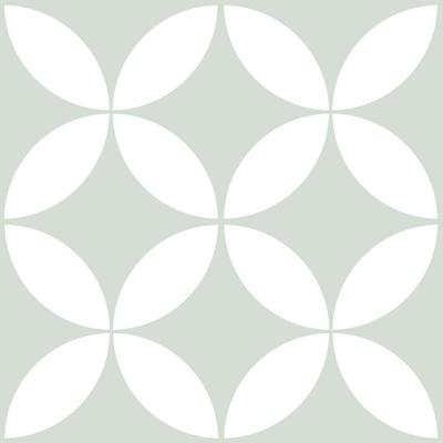 carrelage-adhesif-rosaces-vert-d-eau