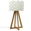 Lampe à poser - Bambou Scandinave