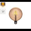 Ampoule ronde vintage filament E27