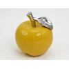 Pomme MARGAUX moutarde/argent 21cm