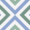 carrelage-adhesif-chevrons-bleu-et-vert