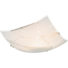 Plafonnier JULIA lignes blanches 1xE27