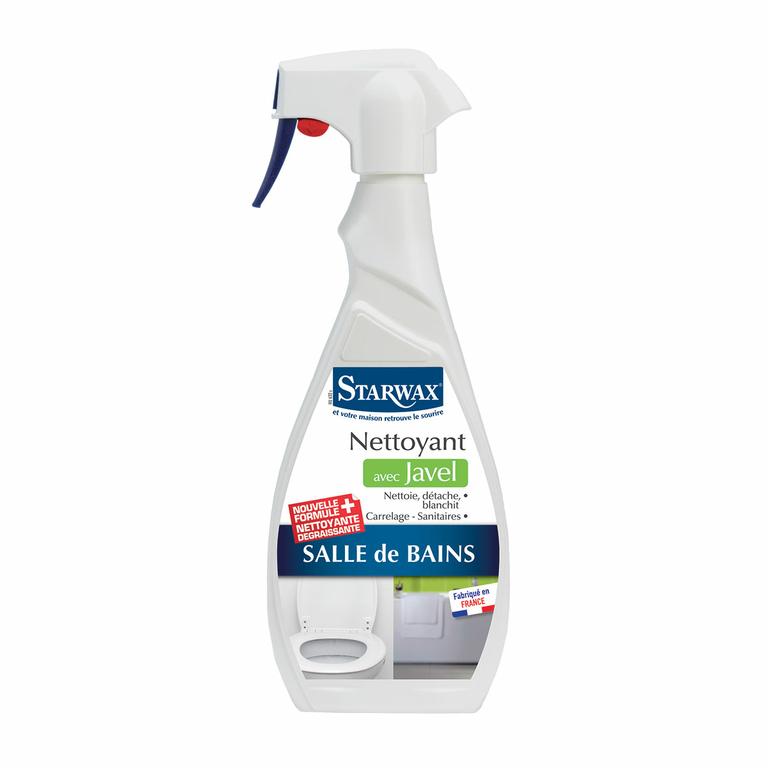 Nettoyant javel pour salle de bains produits utiles - Produit salle de bain ...