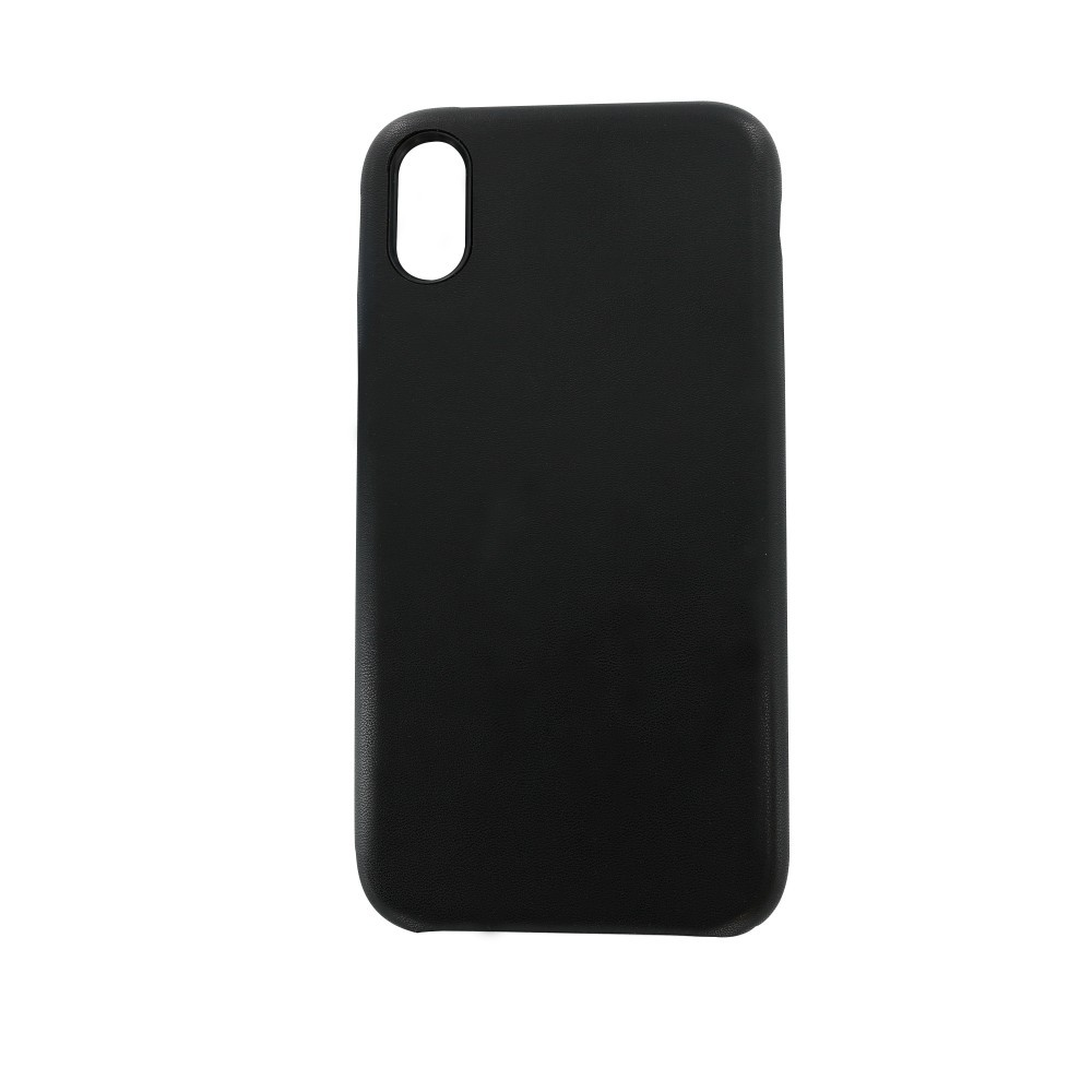 coque iphone xr blanche cuir