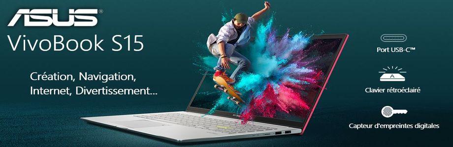 ASUS ViviBook S15