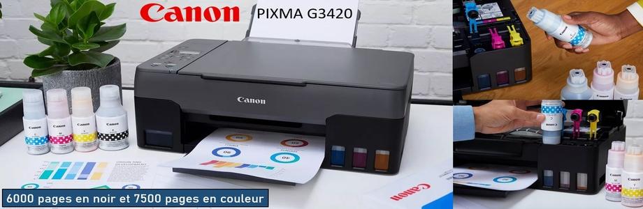 CANON PIXMA G3420