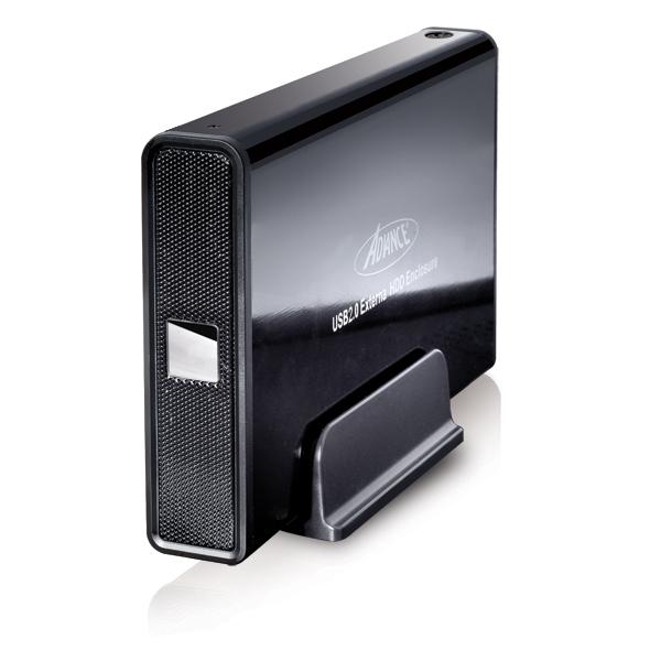 44a9b18e114205 Matériels informatique boitier HDD 3.5 externe ADVANCE USB 2.0 SATA  infinytech Réunion 1