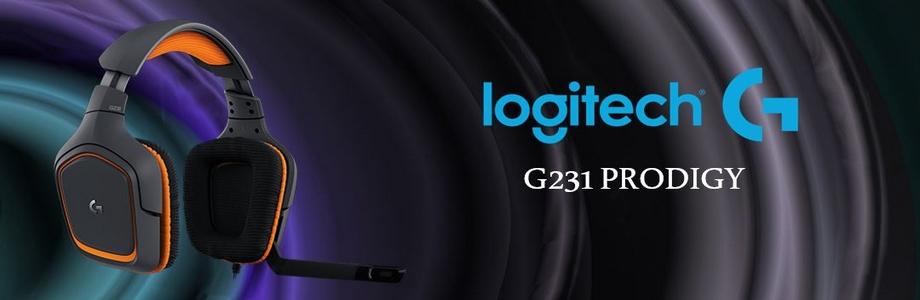 LOGITECH G231 Prodigy