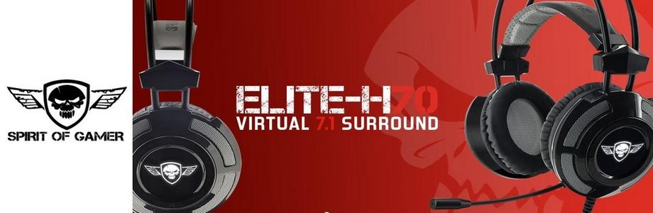 Spirit Of Gamer Elite H70