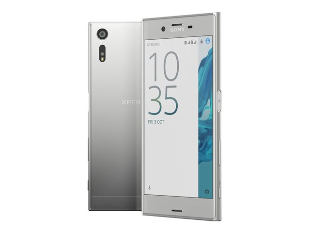 smartphone sony xperia xz 5 2 4g ip68 platine infinytech reunion. Black Bedroom Furniture Sets. Home Design Ideas