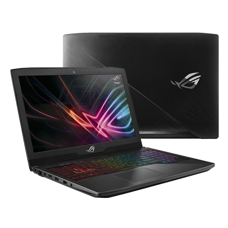 pc portable asus rog gl503vd fy154t i7 15 6 infinytech. Black Bedroom Furniture Sets. Home Design Ideas
